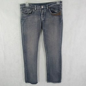 True Religion Joey distressed jeans women's sz 30